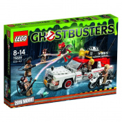 LEGO 75828 Ghostbusters Ecto-1 & 2 Building Set