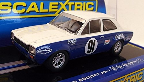 Scalextric c3672 ford escort mk1 allan moffat shipping is free ebay - Scalextric sport digital console ...