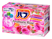 Japan Health and Personal Care - Bab Aromatic Rose 12 tablets input *AF27*