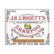 Shamp Bar, Coconut & Argan, 100ml ( Multi-Pack) by J.R. LIGGETT'S