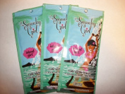 3 packets Island Girl Silicone Bronze AcaiBerry Mango SheaButter by Synergy Tan