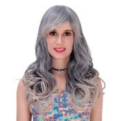 Wigs Women Long Wavy Curly Wigs Cosplay Party Costume Halloween Heat Resistant