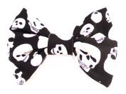 Women's Marialia Skull Bow Clip