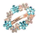 YABINA Fashion Flower Jewellery Crystal Hair Clips Hairpin - for hair clip hairpins Beauty Tools
