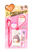 Styleme Pony Arrange Stick 2PCS DIY Designed In Japan