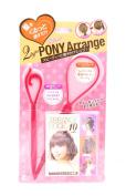 Styleme Pony Arrange Stick 2PCS DIY Designed In Japan