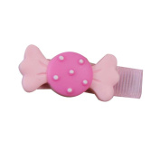 Baby Girl Hairpin,Elevin(TM) Cute Candy Dot Bowknot Hair Clips Child Baby Girl Hair Accessories