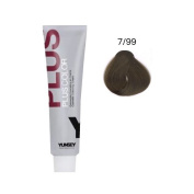 Yunsey professional Plus Colour Hair Colour 7/99 rubio media tabaco