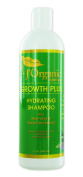 Growth-Plus Hydrating Shampoo (for all hair type) with Aloe Vera & Green Tea Extract