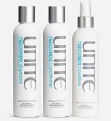 Unite 7Seconds Leave in Detangler 240ml with Shampoo 240ml & Conditoner 240ml