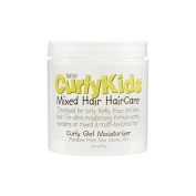 Curly Kids Curl Curly Gel Moisturiser - 180ml includes (1) FREE Soft Animal Bath Puppet!