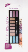 Colormates garden party 12-Colour Eyeshadow Palettes with Applicator