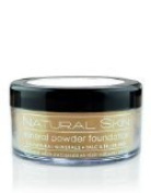 Mode Natural Skin Mineral Powder Foundation (Honey Amber Tan Complexion