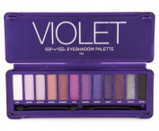 BYS Violet Eyeshadow Palette