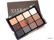 Viseart Eyeshadow Palette - Neutral Matte 01