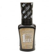 Wet n Wild 1 Step Wonder Gel Nail Colour, All That Jazzy! 15ml