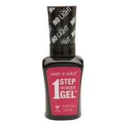 Wet n Wild 1 Step Wonder Gel Nail Colour, It's Sher-Bert Day! 15ml