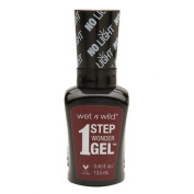 Wet n Wild 1 Step Wonder Gel Nail Colour, Left Marooned 15ml