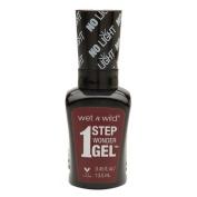 Wet n Wild 1 Step Wonder Gel Nail Colour, Left Marooned 15ml