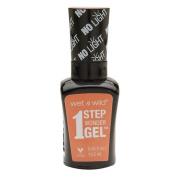 Wet n Wild 1 Step Wonder Gel Nail Colour, Pardon My Peach 15ml