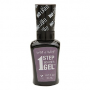 Wet n Wild 1 Step Wonder Gel Nail Colour, Lavender Out Loud 15ml