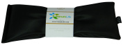 Eye Mask For Puffy Eyes, Dark Circles, Sleeping and Stress Relief - Hot Cold Therapy Eye Pillow Also Used For Headaches, Migraines & Stress Relief.