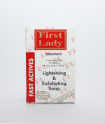 First Lady Fast Actives Original Skin Lightening, Whitening, Brightening, Bleaching , 200G