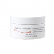 [Blancco] Multi Function Cream Anti wrinkle Whitening Effect Organic 50ml 50g