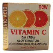 SPA Cosmetics Hyaluronic Acid Vitamin C Day Cream, 50ml