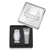 [Bella Bella Boutique] Invíctus Páco Rabánne Gift Set 100ml Eau De Toilette Spray + 3.4 Shower Gel