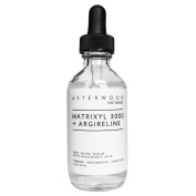 Matrixyl 3000 + Argireline Serum with Organic Hyaluronic Acid 60ml - Wrinkle / Ageing Fighting - Powerful Line Remover & Collagen Booster - Asterwood Naturals - 60ml Glass Dropper Bottle