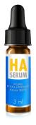 HanSkincare - Pure Hyaluronic Acid 30% Serum, EGF, DMAE, Palmitoyl Peptide, Organic Jojoba Oil, Organic Avocado Oil, Organic Argan Oil, Firming, Filling, Lifting, Made in USA (0.1 oz