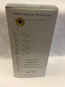 Carefree Naturals SPF30+ Creme - Untinted Face & Body Sunscreen 100ml