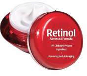 Reventin Retinol Face Cream. The Best Anti-Ageing cream with retinol to help eliminate the look of wrinkles and fine lines. With Hyaluronic Acid, Vitamin E and natural ingredients,30ml