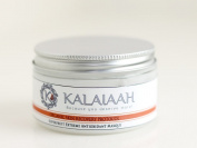 Kalaiaah Organic & Natural SuperFruit Extreme Antioxidant Masque with CoQ10, Peptides, Hyaluronic & Glycolic Acids, Multi-Fruit Acids is High Performance Masque