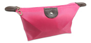 Cosmetic Bag - Small Pink Makeup Bags And Travel Case By bogo Brands