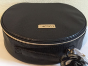 Beauty Collection Cosmetic Train Case Black