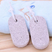 1-Pcs Predilection Popular Feet Natural Pumice Stone Useful Rough Dry Unisex Skin Callus Remover Colours Grey