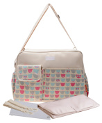 Bellotte Messager Tote Nappy Bags