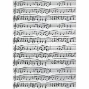 Decopatch C/DPP-468 Decopatch Paper 15.75X11.75 3/Pkg-Music Notes