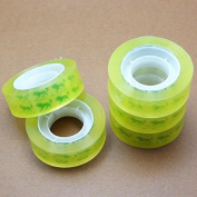 Sellotape Clear Sticky Tape Transparent Sealing Packaging Tape Home Office School Stationery DIY Tool for Gift