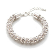 mywaxberry alloy dress accessory tiara ring chain diamonds gemstones bracelet