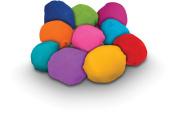 Colour balls (Refillable Powder Ball) - 10 C-balls