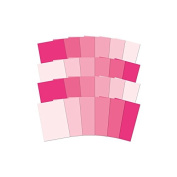 Hunkydory Adorable Scorable Colour Families Pink Collection A4 Sheets 350gsm