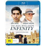 The Man Who Knew Infinity [Region B] [Blu-ray]
