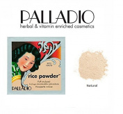 2 Pack Palladio Beauty Rice Powder RPO3 Natural