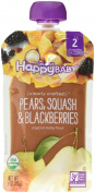 HappyBaby CC Organics Pears, Squash & Blackberries Organic Baby Food