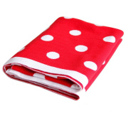 """Kpblis ®100% Cotton Throw Best Knitting Blanket Just for Baby 30""""*40""""(76 x 102cm) Circle"""