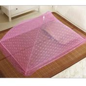 Radom Colour Baby Nursery Crib bedding Mosquito Net,Soft netting fabric Mosquitos Repellant for Newborn bed