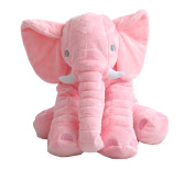 Special Life Stuffed Elephant Plush Baby Pillows, Hugging Cuddling Sleeping Pillow, or Just Decoration, Gifts for Kids and Adults